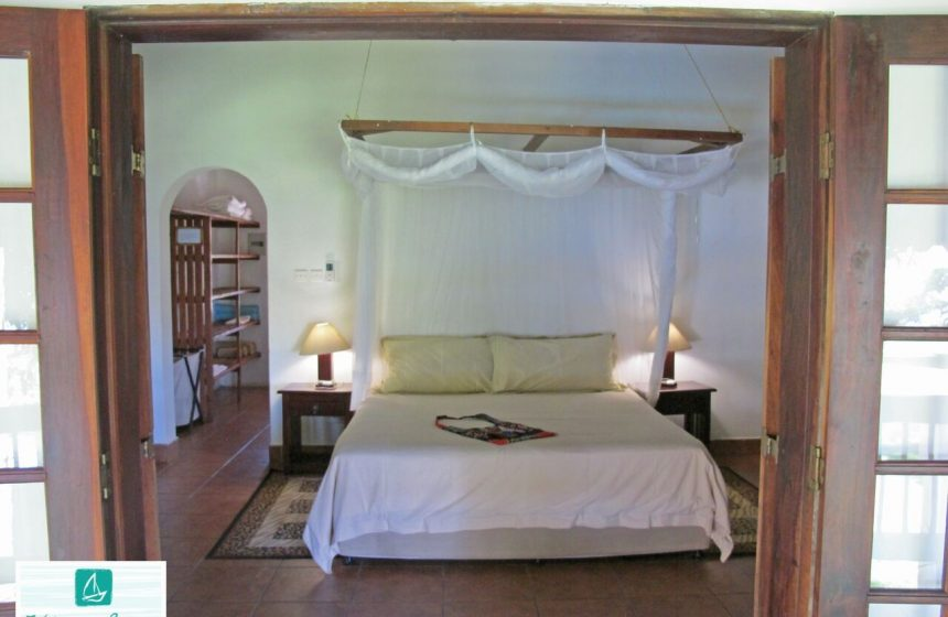 Inside the Master bedroom, Vila de Sonhos, Mozambique Safari